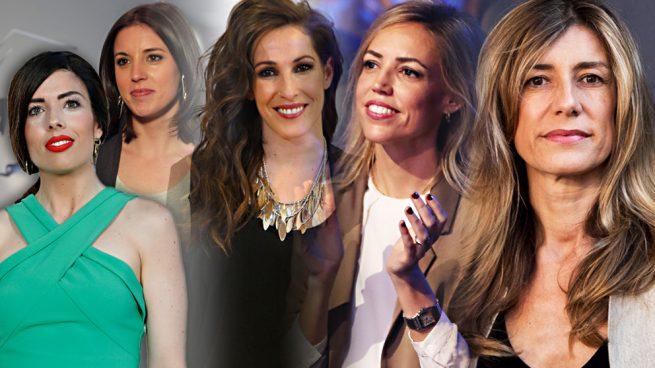 ¿Qué mujer será la primera dama después del 10N?: Begoña Gómez, Isabel Torres, Malú, Irene Montero o Lidia Bedman