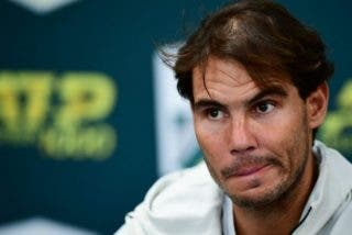 Rafa Nadal jamás ha roto una raqueta y él mismo explica el porqué