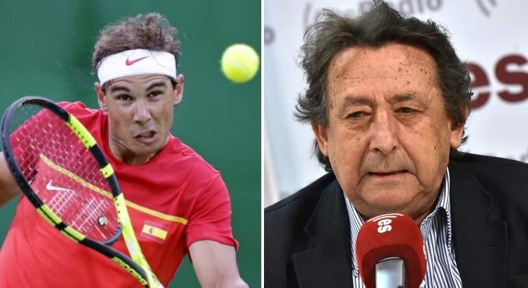 El aplaudido tuit de Alfonso Ussía sobre el nuevo papel que le quiere otorgar a Rafa Nadal