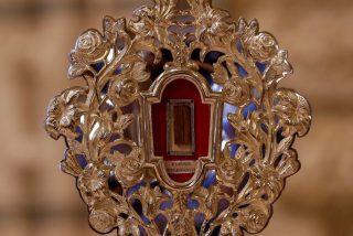 Un fragmento de la cuna de Jesús vuelve a Belén más de 1.300 años después
