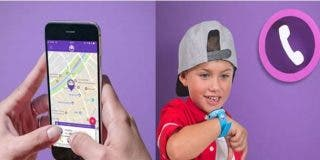Relojes para niños con GPS y llamadas