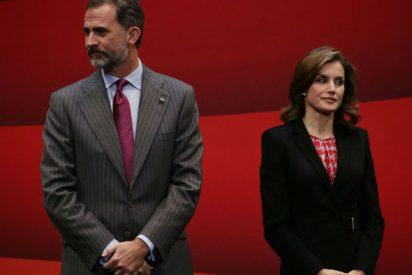 Un 'informe' de Casa Real con los escándalos provocados por Doña Letizia dinamita a la Familia Real