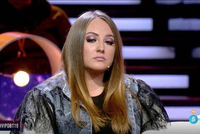 Rocío Flores hunde su imagen pública el día que se anuncia su fichaje por 'Supervivientes 2020'