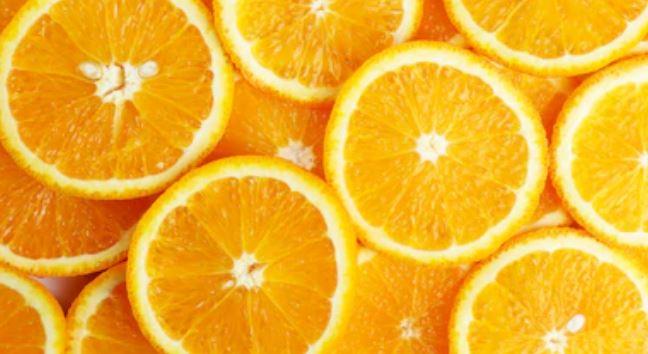 rodajas de naranja