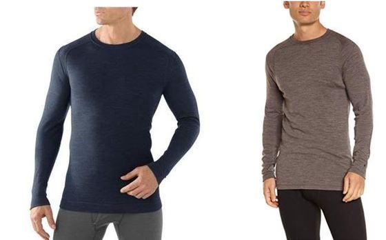 camiseta de SmartWool de lana merino