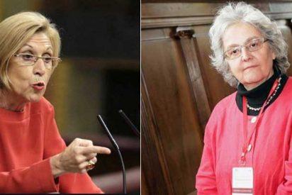 Rosa Díez da voz a un clamor global contra El País, por su perniciosa intentona de tapar los desmanes de los ERE con el caso Gürtel