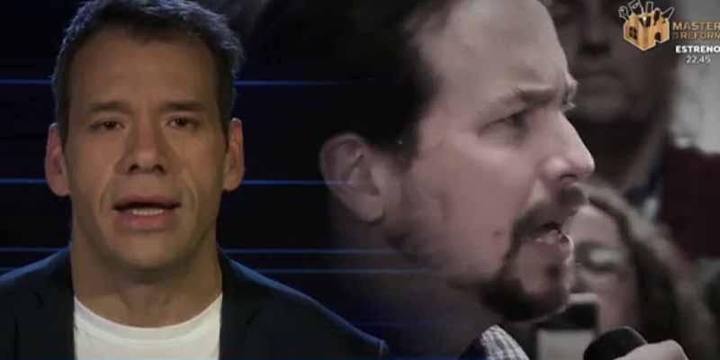 Rubén Amón avisa a navegantes de lo que supone realmente la poltrona de Vicepresidente del comunista Iglesias