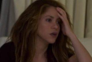Así fue la reacción de Shakira en el cuarto gol que le clavó el Liverpool al Barça de su Piqué