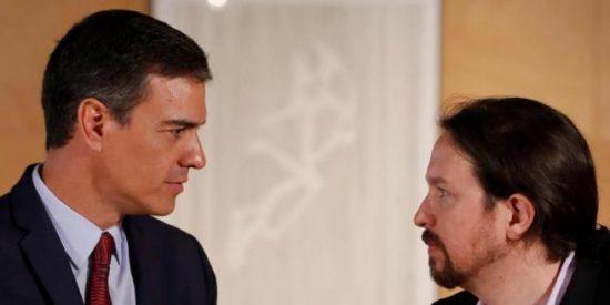 Los españoles aterrorizados ante el gobierno socialcomunista