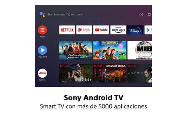 Sony KD-49XH8196 - HDR Android TV