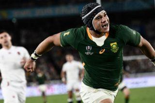 Los sudafricanos siguen siendo los reyes del rugby mundial