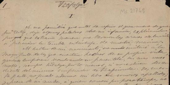 Centenario de Galdós: biografía y exposición