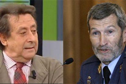 """Ussía pone firme a Julio 'El Rojo': """"Nos puede dejar sin Defensa en pocos meses con el resentimiento que lleva en su bilis"""""""