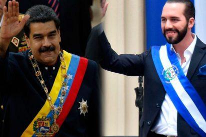 """Maduro expulsa a los diplomáticos salvadoreños según él """"en apego al principio de reciprocidad"""""""