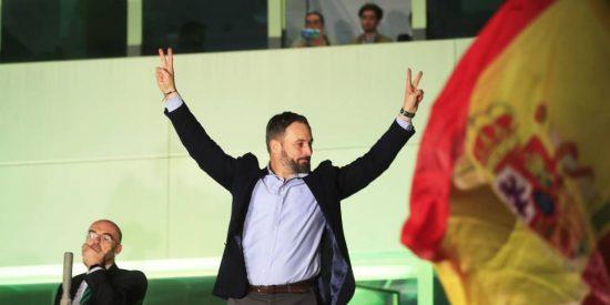 Sánchez sigue en manos de los comunistas y los independentistas, pero el ascenso de VOX es un rayo de esperanza