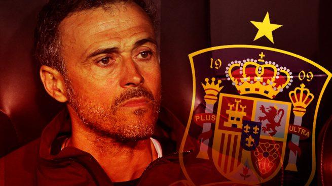 Luis Enrique vuelve a su puesto como seleccionador de España