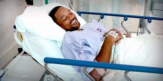 Will Smith recibe una dura noticia tras serle practicada una colonoscopia