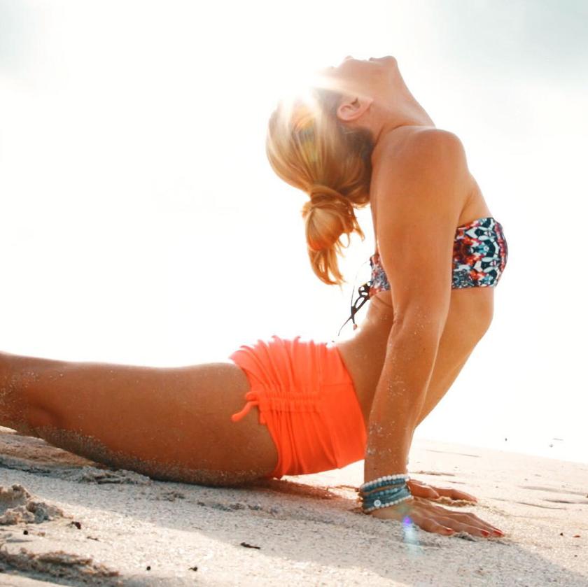 ¿Sabías que el Yoga nos ayuda a regular nuestras hormonas?