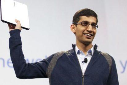Así es Sundar Pichai, el todopoderoso nuevo jefe de Alphabet de Google
