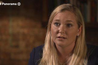 Esta mujer que acusa al príncipe Andrés de abusos sexuales pide ayuda a los británicos