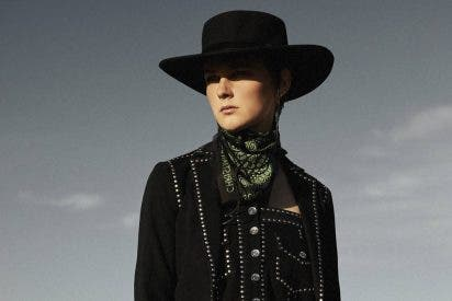 EDITORIAL DE MODA: Cowgirl