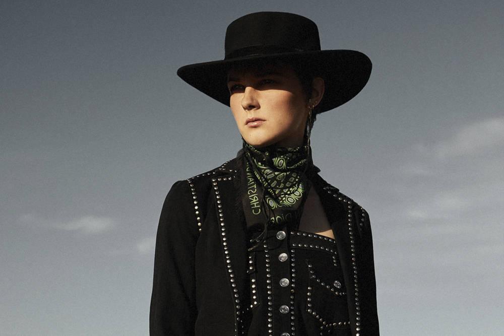 EDITORIAL DE MODA: Cowgirl