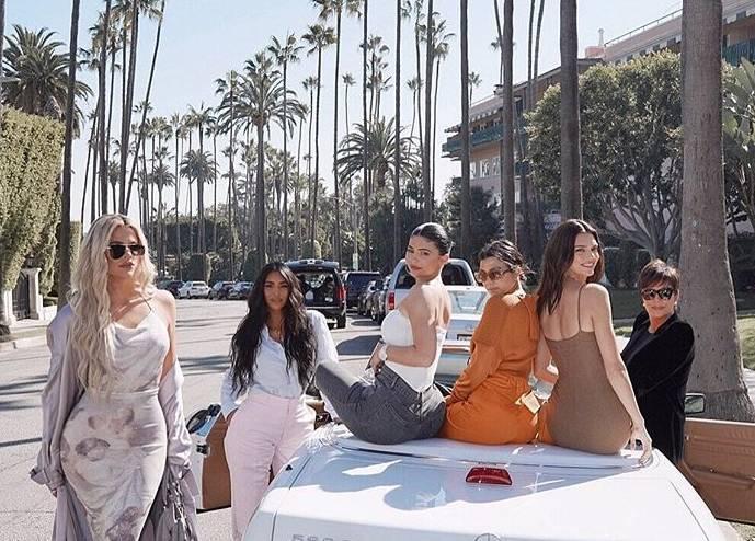 Belleza: ¿Quién está detrás de los estilismos de las Kardashian?