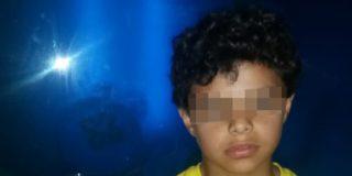 Un médico dio cuatro veces más medicina a Lucas, de 11 años, y se le cayó la piel a tiras, las uñas y los pezones