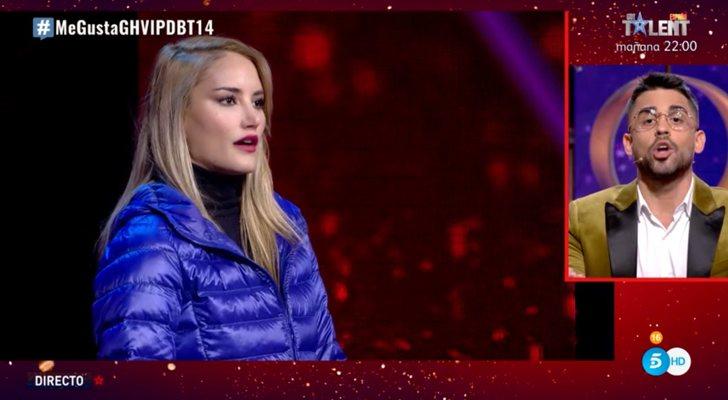 Alba Carrillo se queda sin el maletín de 'GH VIP 7' tras llamar de todo lo más bestia a su compañero Miguel Frigenti