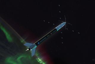 Tres misiones espaciales de la NASA investigarán por qué los aparatos tecnológicos 'enloquecen' cerca de los polos terrestres
