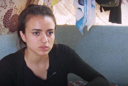Esta ex esclava sexual yazidí se enfrenta a su violador del Estado Islámico
