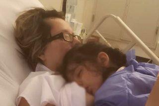 Esta mujer en estado vegetativo despierta al oír a su hija pedirle que la amamante