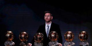 Así explica Messi por qué Cristiano Ronaldo llegó a igualarle en Balones de Oro
