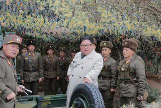 Corea del Norte se prepara ya ante las posibles acciones militares de EE.UU.