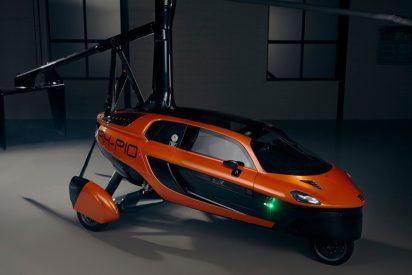 Así es el primer coche volador comercial del mundo
