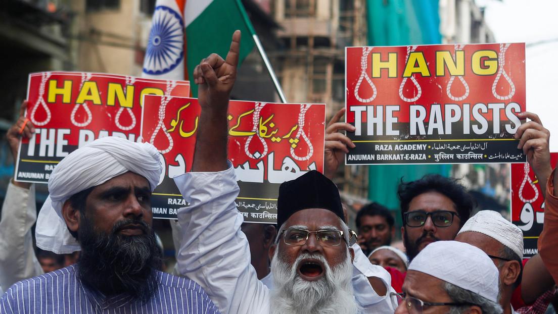 La Policía India abate por un intento de fuga a los cuatro hombres que violaron y calcinaron a la joven veterinaria