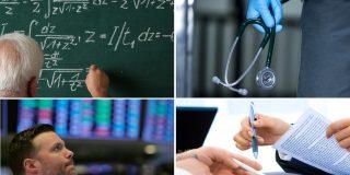 ¿Sabes cuáles son las profesiones que tendrán la mayor tasa de demanda en la próxima década?