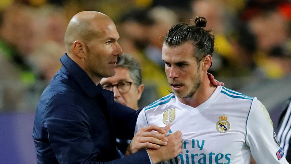 "Zidane no le ""impedirá nada"" a Gareth Bale"