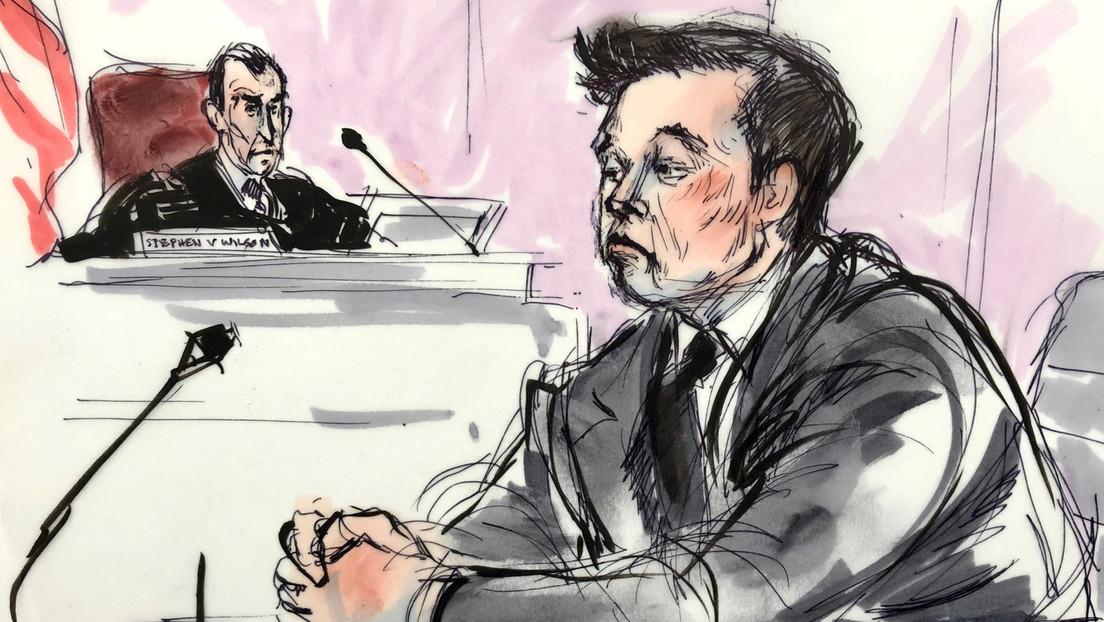 """Musk gana un juicio por difamación tras haber llamado """"pedófilo"""" a un rescatista en un tuit"""