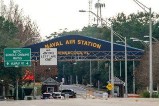 """El autor del tiroteo en la base militar de Pensacola expresó su """"odio"""" a EE.UU. por sus """"crímenes"""" contra los musulmanes"""