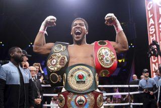 """Anthony Joshua confiesa: """"Quería dar una gran clase magistral de boxeo contra Andy Ruiz Jr."""""""