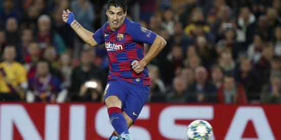 """Luis Suárez mete un golazo con este infernal taconazo y lo define como """"el mejor gol de su carrera"""""""
