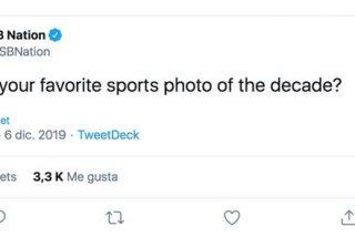 No te puedes perder las geniales respuestas desde España a la pregunta en Twitter de esta web de deportes de EEUU
