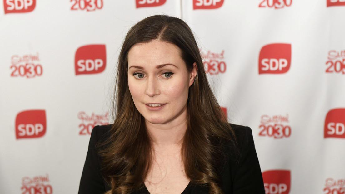 Esta es Sanna Marin; a sus 34 años podría convertirse en la primera ministra más joven en activo del mundo y en la historia de Finlandia