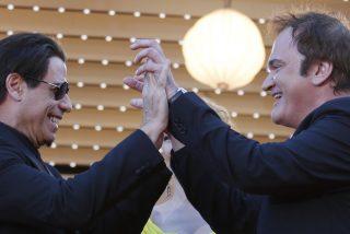John Travolta destapa un error histórico en la última película de Quentin Tarantino