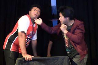 ¡Hay que tener la cara muy dura!: Así es el primer campeonato de bofetadas de América Latina