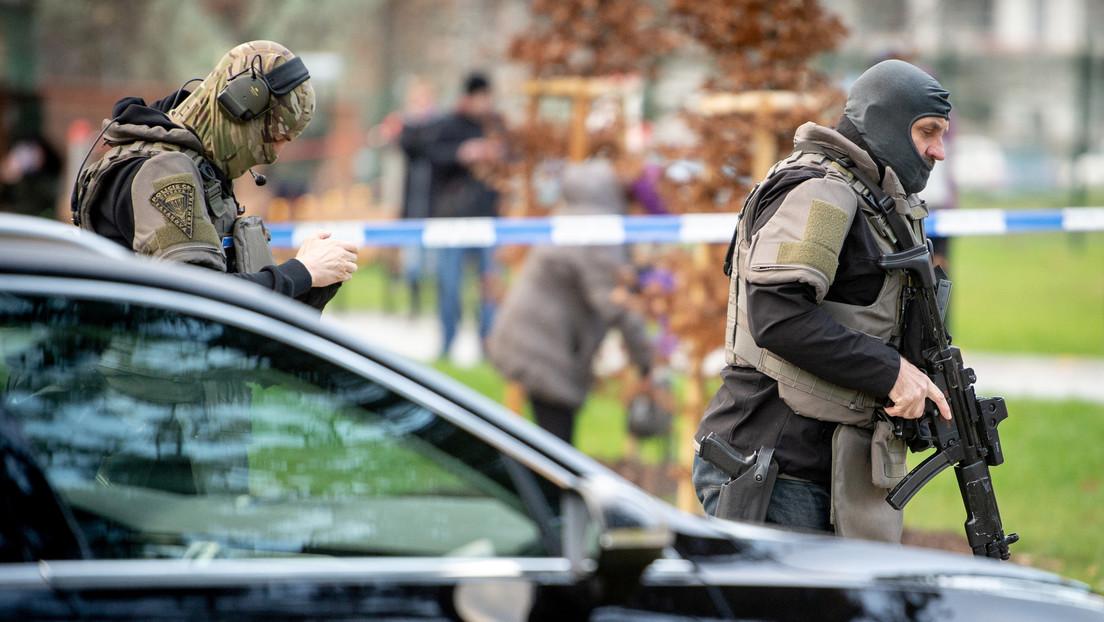Varios muertos en un tiroteo en un hospital checo