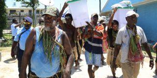 Bougainville vota a favor de su independencia