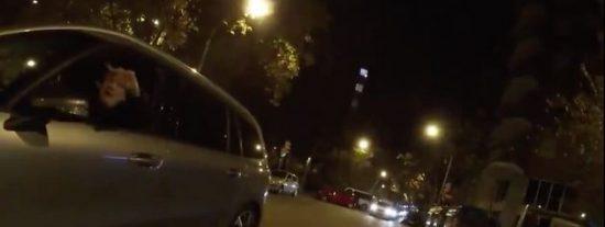 Esta ciclista graba una discusión de tráfico, y las palabras del conductor consiguen 30.000 'me gusta'