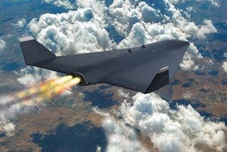 Filtran nuevas imágenes del dron supersónico chino WZ-8
